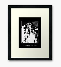 Bodhidharma-Tamo Framed Print