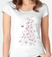 Gluttony Women's Fitted Scoop T-Shirt