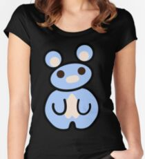 Gigil the Chibi 1.0 Women's Fitted Scoop T-Shirt