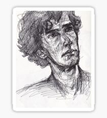 Sherlock, His Last Vow Sticker