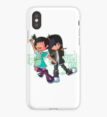 MSCP: Poppy and Violet iPhone Case/Skin