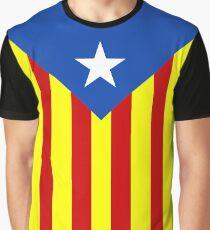 Estelada Catalunya independencia Graphic T-Shirt