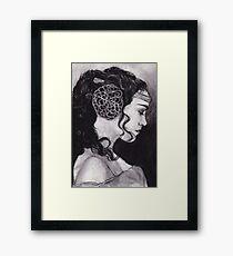 Queen Amidala Framed Print