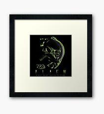Alien Covenant logo4 Framed Print