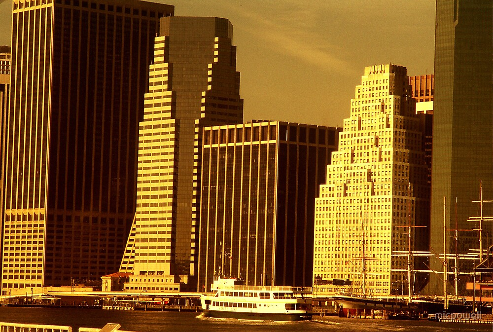Financial District  by micpowell