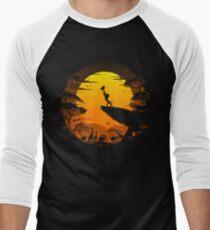 The Circle of Life Men's Baseball ¾ T-Shirt