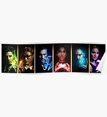 the magicians squad Poster