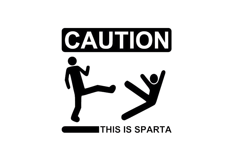 This is sparta by Kynio