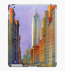 5th Avenue New York iPad Case/Skin