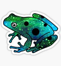 Frog II Sticker