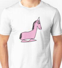 Hobby Horse Unicorn Unisex T-Shirt
