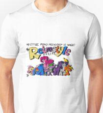 My Little Pony: Friendship is Magic-The Retrostyle Series Unisex T-Shirt