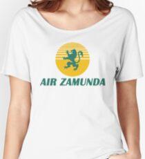 AIR ZAMUNDA - COMMING TO AMERICA (V1) Women's Relaxed Fit T-Shirt