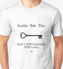 Robbie Being Entertained T-Shirt