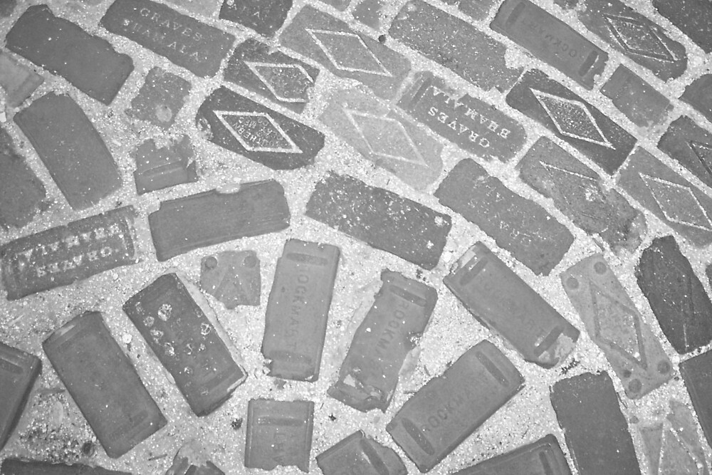 Brick Study at St. Augustine by bethanylee