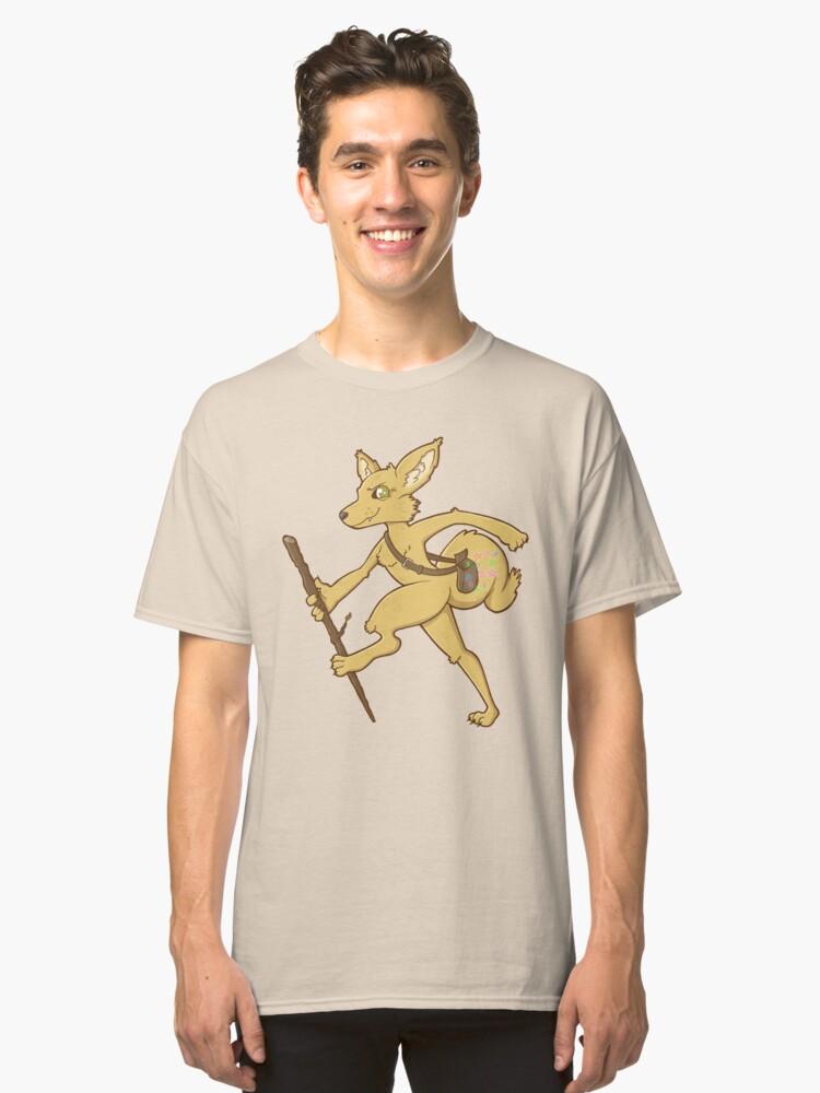 Alternate view of God of Tricks Classic T-Shirt