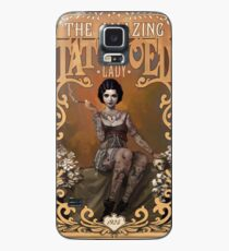 The Amazing Tattooed Lady Case/Skin for Samsung Galaxy