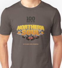 100 Hits Soul Stomper Unisex T-Shirt