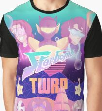 Starbomb TWRP Vaporwave Graphic T-Shirt
