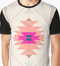 Kilim Inspired Graphic T-Shirt