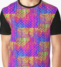 Steel Spectrum Graphic T-Shirt
