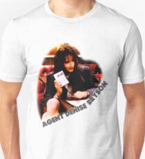Twin Peaks FBI agent Denise Bryson T-Shirt