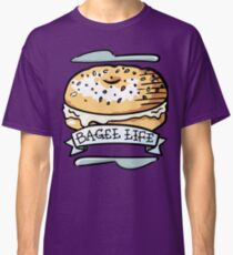 Bagel Life - Everything Bagels are Everything to Me Classic T-Shirt