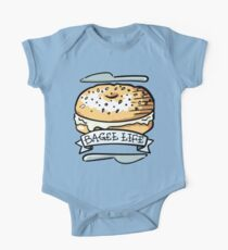 Bagel Life - Everything Bagels are Everything to Me Kids Clothes