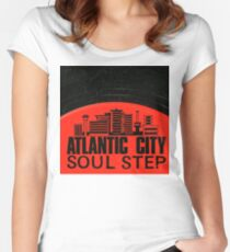 the soul step Women's Fitted Scoop T-Shirt