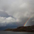 loch erriboll rainbow by codaimages