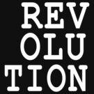 Revolution by Sam Mortimer