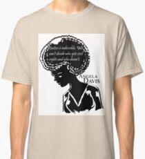 Angela Davis Classic T-Shirt