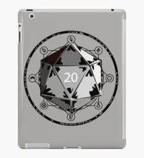 D20 iPad Case/Skin