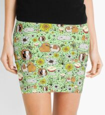 Guinea Pigs Mini Skirt
