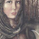 The Huntress by Mandolin-Crow