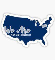 Penn State - Style 30 Sticker
