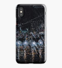 Robson Street iPhone Case/Skin