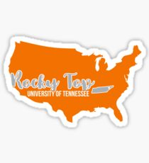 University of Tennesse - Style 30 Sticker
