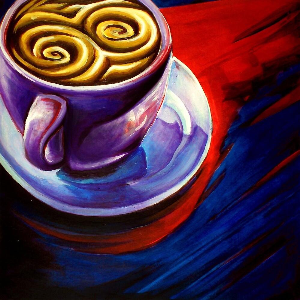 Coffee by Adam Gillespie