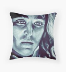 Philippe in Pastel Throw Pillow