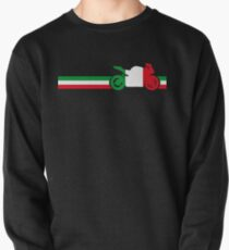 Italian Motorcycle Pullover