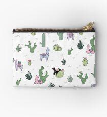 Bolso de mano Cactus Llamas