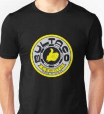 bultaco motorcycles round style motorcycle Unisex T-Shirt