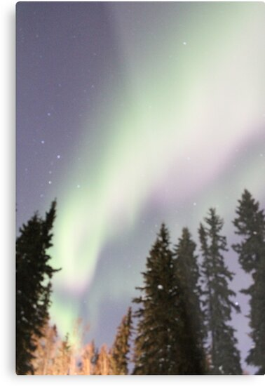 Aurora Borealis Alaska 8 by roguefaerie