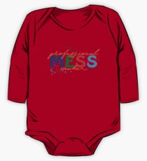 Professional Mess Maker One Piece - Long Sleeve