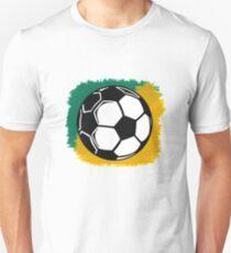 Ball Green Yellow Unisex T-Shirt