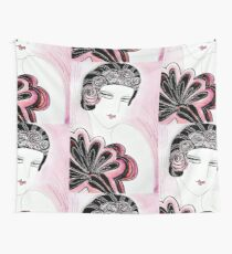 DECO DELIGHT House of Harlequin Wall Tapestry