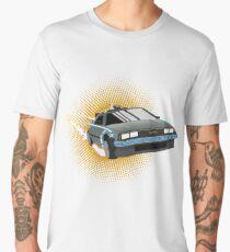 DeLorean Men's Premium T-Shirt
