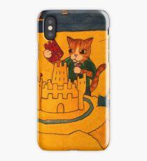 Beach Cats Summer iPhone Case