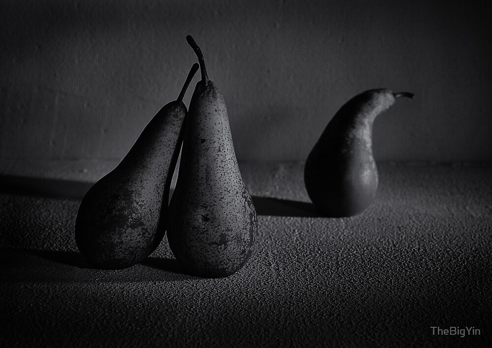 When Is a Pear not a Pair... by TheBigYin